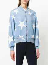 Stella McCartney Star Casual Style Jackets