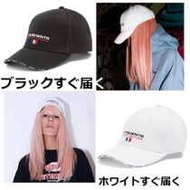 VETEMENTS Street Style Caps
