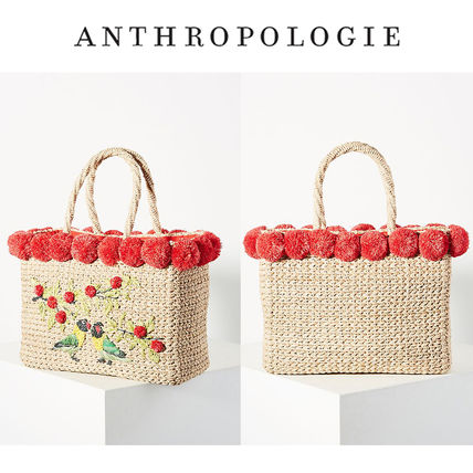 Anthropologie Straw Bags 4