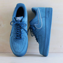 Nike AIR FORCE 1 Casual Style Suede Low-Top Sneakers