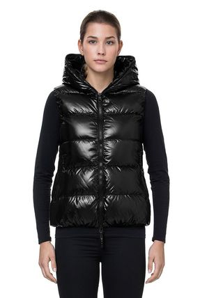 Casual Style Plain Down Jackets