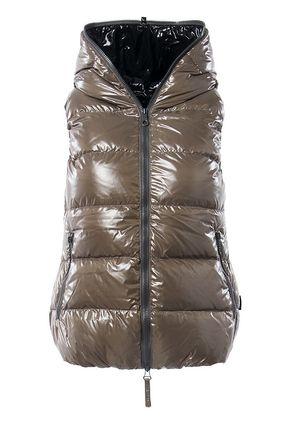 Casual Style Street Style Plain Down Jackets