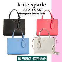 kate spade new york Casual Style 2WAY Plain Leather Shoulder Bags