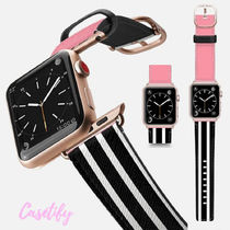 casetify Unisex Leather Watches