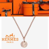HERMES 18K Gold 22K Gold With Jewels 14K Gold Elegant Style