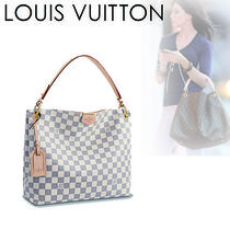 Louis Vuitton Casual Style Canvas A4 2WAY Shoulder Bags