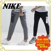 Nike Street Style Cotton Joggers & Sweatpants
