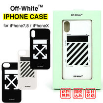 Off-White Monoglam Unisex Street Style Smart Phone Cases