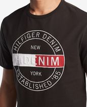 Tommy Hilfiger Crew Neck Crew Neck Cotton Short Sleeves Logos on the Sleeves 6