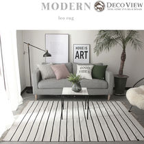 DECO VIEW Stripes Collaboration Carpets & Rugs