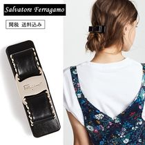 Salvatore Ferragamo Elegant Style Hair Accessories