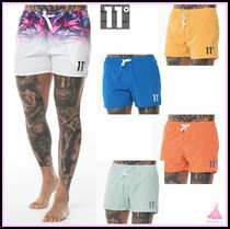 11 Degrees Flower Patterns Beachwear