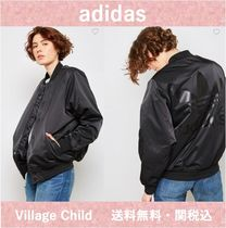 adidas Casual Style Medium Varsity Jackets