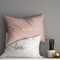 Plain Pillowcases Black & White Duvet Covers