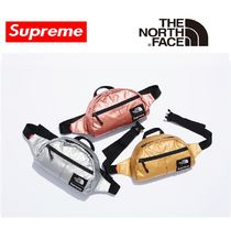Supreme Unisex Street Style Collaboration Bag in Bag Plain Bags