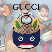 GUCCI Baby Girl Bibs & Burp Cloths