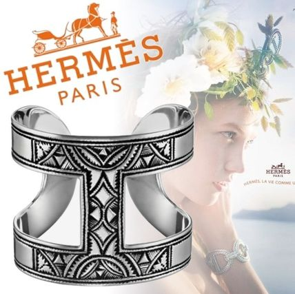 HERMES Costume Jewelry Party Style Home Party Ideas Silver by Queen