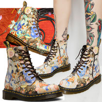 Dr Martens Lace-up Leather Lace-up Boots