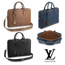 Louis Vuitton 2WAY Leather Bags