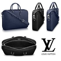 Louis Vuitton A4 2WAY Leather Business & Briefcases