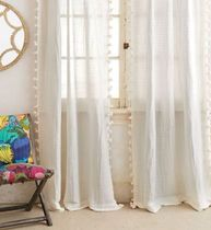 Anthropologie Stripes Curtains