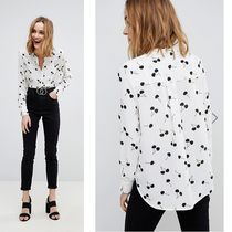 ASOS Casual Style Long Sleeves Medium Shirts & Blouses