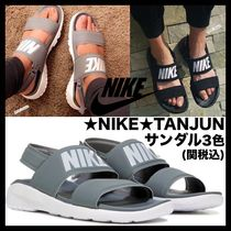 Nike TANJUN 2018 SS Casual Style Unisex Sport Sandals Flat Sandals by  Seoul_Channel - BUYMA