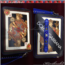 Dolce & Gabbana Studded Leather Bags