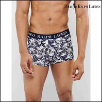 POLO RALPH LAUREN Other Animal Patterns Cotton Trunks & Boxers