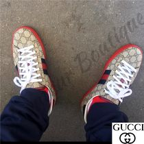 GUCCI Deck Shoes Loafers & Slip-ons