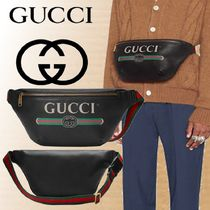GUCCI Leather Hip Packs