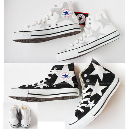 Star Unisex Low-Top Sneakers