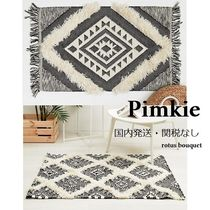 Pimkie Fringes Ethnic Carpets & Rugs