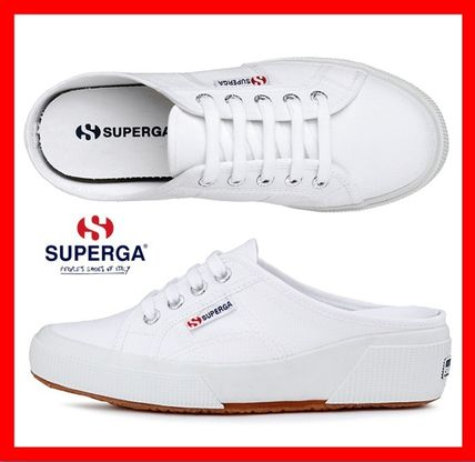 Platform Casual Style Street Style Slippers