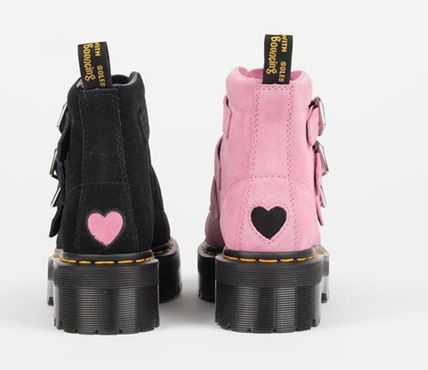 Dr Martens Heart Street Style Collaboration Plain Party Style