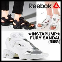 Reebok PUMP FURY Casual Style Unisex Sandals