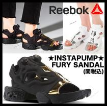 Reebok PUMP FURY Casual Style Unisex Sport Sandals Flat Sandals