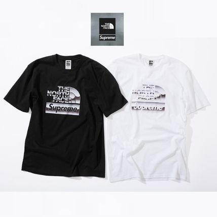 2743e20c0 Supreme 2018 SS Unisex Street Style Collaboration T-Shirts