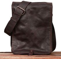 PAUL MARIUS Casual Style Plain Leather Crossbody Shoulder Bags