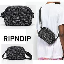 RIPNDIP Camouflage Other Animal Patterns Messenger & Shoulder Bags