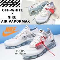 Nike Vapor Max Unisex Blended Fabrics Street Style Collaboration Sneakers