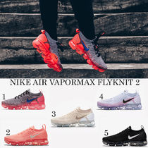 Nike Vapor Max Street Style Low-Top Sneakers