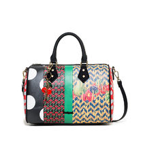 Desigual Casual Style Boston & Duffles