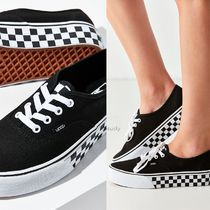 VANS AUTHENTIC Other Check Patterns Platform Unisex