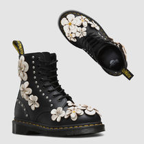 Dr Martens Casual Style Leather Boots Boots