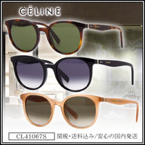 CELINE Oval Sunglasses