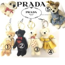PRADA Other Animal Patterns Card Holders