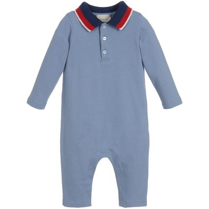 a6c7346e12b ... GUCCI Baby Girl Dresses   Rompers Unisex Street Style Baby Girl Dresses    Rompers ...
