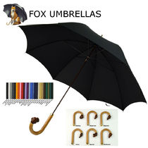 Fox Umbrellas Plain Umbrellas & Rain Goods