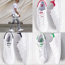 adidas STAN SMITH Unisex Street Style Plain Sneakers